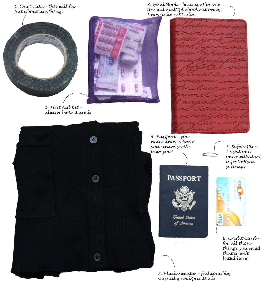 travel essentials 2