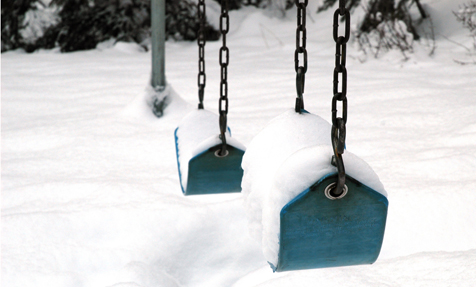 A Cold Swing
